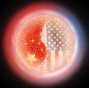 china-us-globe