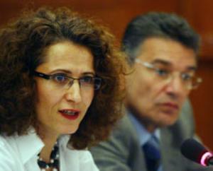 Spokeswoman for the Special Tribunal for Lebanon, Radiya Ashouri