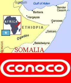 Somalia Conoco Connection